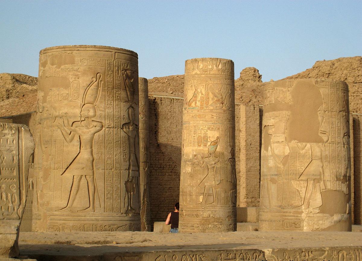 #egypt #egypttourism #rivernile#komombo