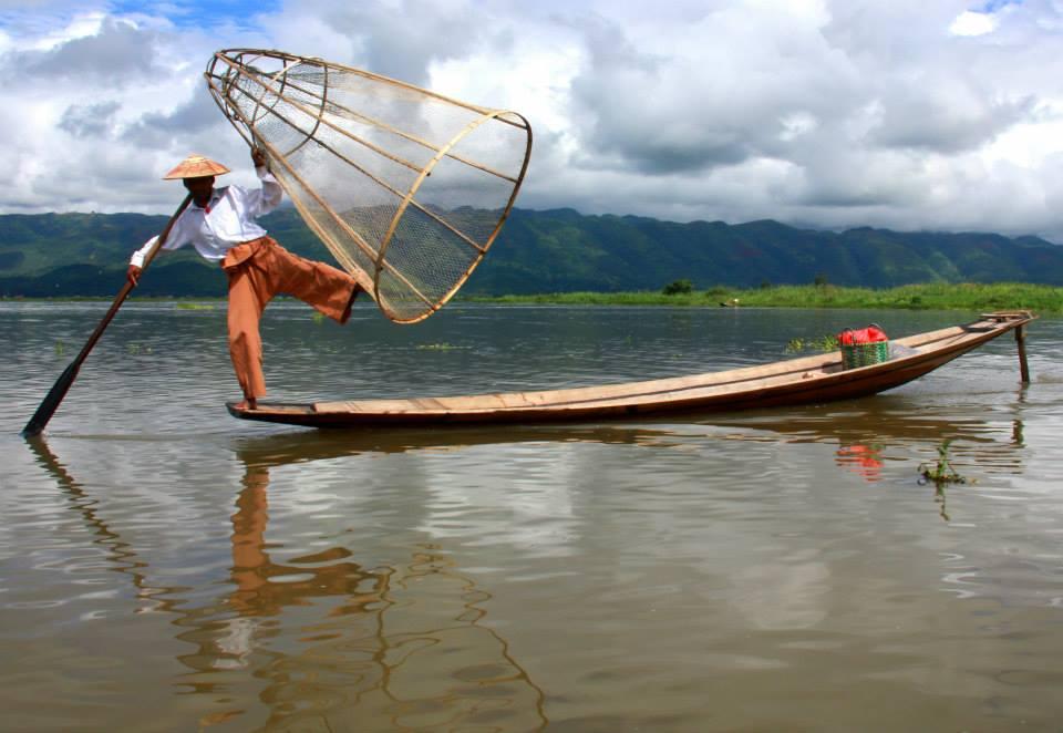#Myanmar #Lakeinle