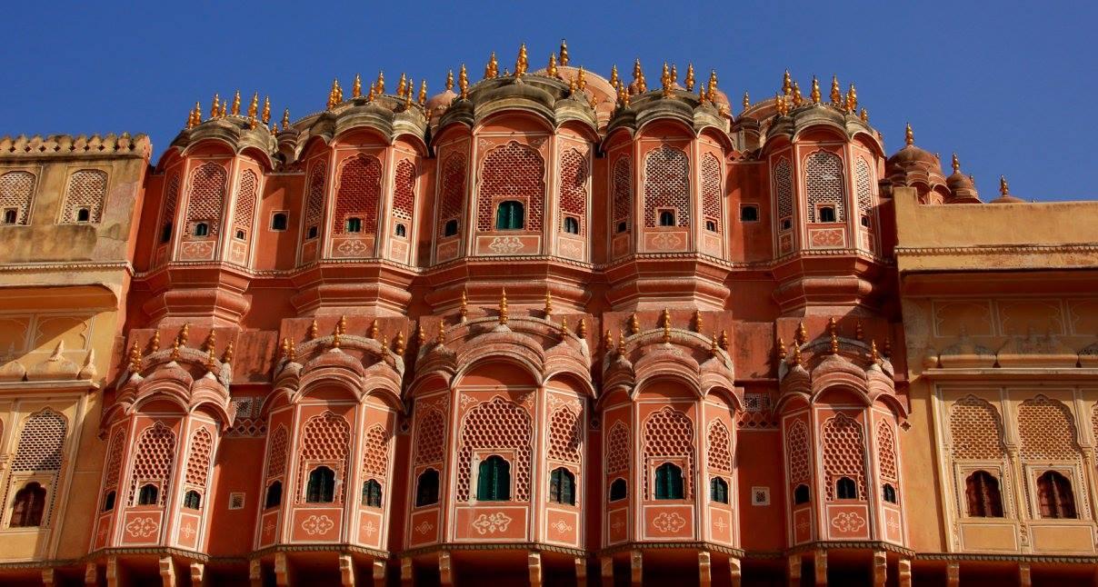#India #Rajasthan #Hawamahal